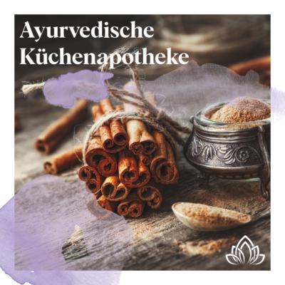 Vyana Yoga Ayurvedische Küchenapotheke Zimt