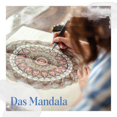 Mandala malen Vyana Yoga